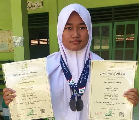 siswa MA Salafiyah