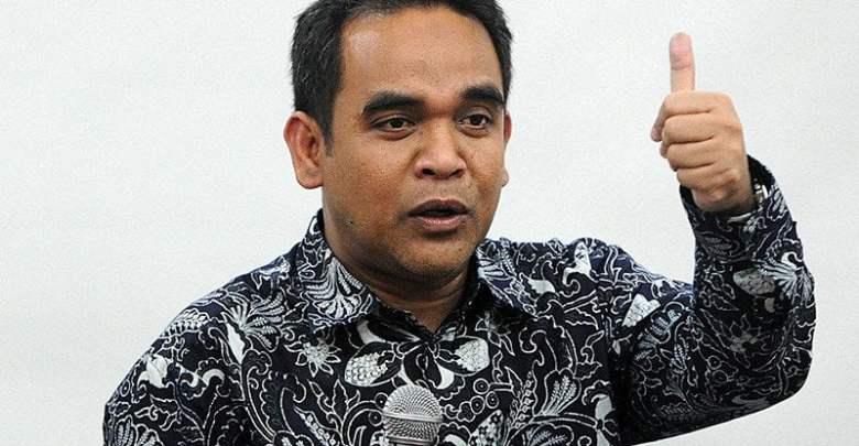 Sekjen DPP Partai Gerindra Ahmad Muzani. FOTO ANTARA/Andika Wahyu/aa.
