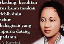 Photo of RA. Kartini Versus Aisyah We Tenriolle Asal Sulawesi