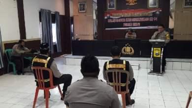 Photo of Kapolres Sinjai Buka Lomba Ceramah Bhabinkamtibmas Dalam Rangka Hari Bhayangkara Ke 74