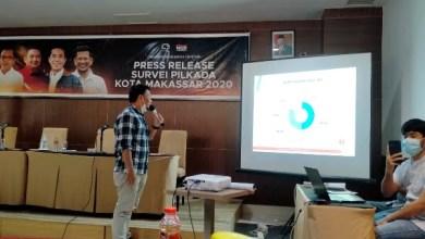 Photo of Survei CRC Jelang Pencoblosan: ADAMA' Unggul 45,9 Persen, Appi-Rahman 35,2 Persen
