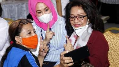 Photo of Fatmawati Rusdi Komitmen Perjuangkan Kesetaraan Gender