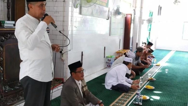 Hidupkan Syiar Agama, Camat Ulu Rawas Gelar Pengajian Akbar