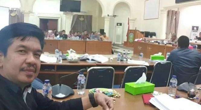 Susunan Pengurus Fraksi DPRD Sarolangun Segera Ditetapkan