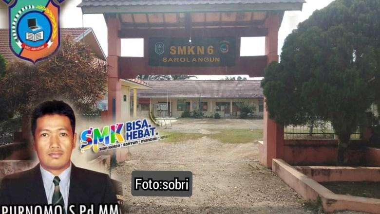 Purnomo : Terimah Kasih Dinas Pendidikan Provinsi Jambi