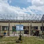 Pasca Pemberitaan, Ini Penjelasan Pelaksana Rehab Gedung SMPN 32 Sarolangun