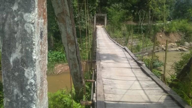 Jamtung Desa Raden Anom, Butuh Perhatian Pemkab.
