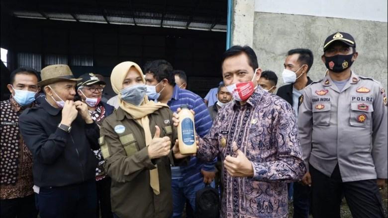 Pjs Gubernur Jambi Ajak Kelompok Tani Terus Pertahankan Kualitas Kopi Kerinci