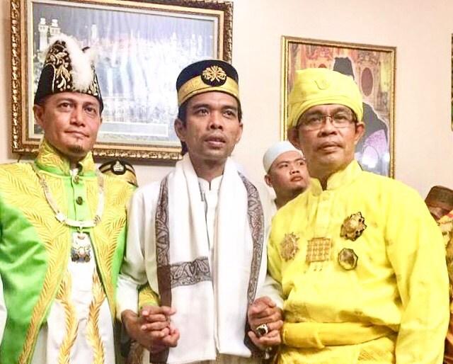 Gubernur dan Sultan Jamin Ustad Somad, UAS: Umat Islam Harus Gunakan Hak Pilihnya