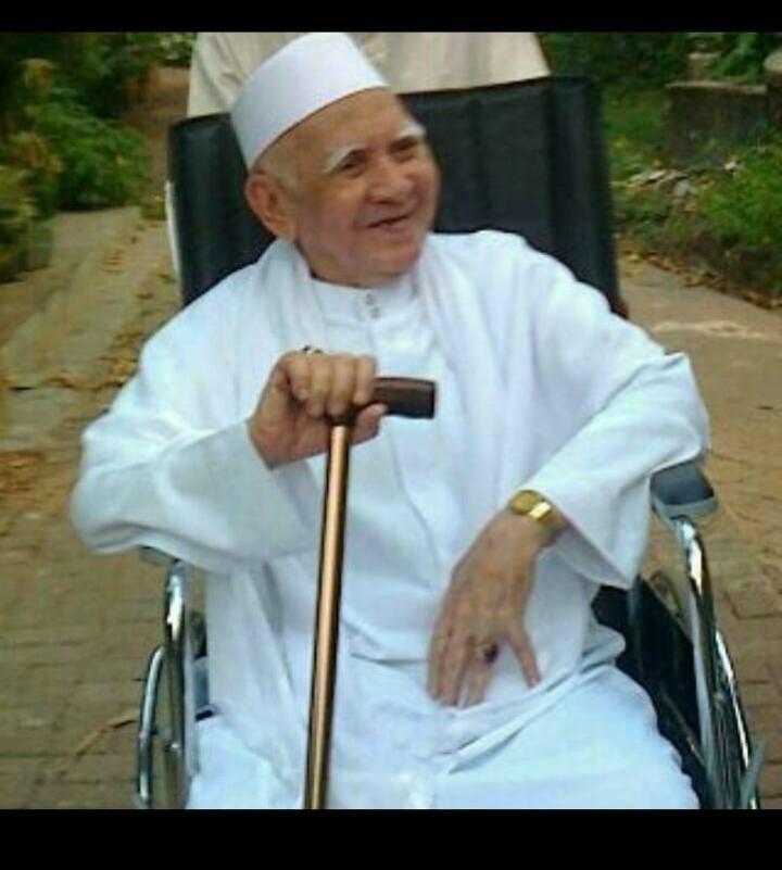 Habib Abdurrahman Baraqbah Wafat, Sultan Banjar Ikut Kehilangan