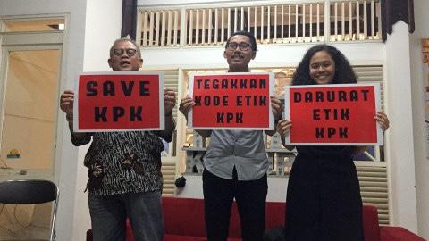 ICW Duga Dua Deputi KPK Lakukan Pelanggaran Etik