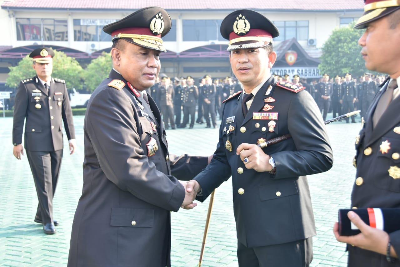 Setelah Menteri, Kapolda Beri Reward Kapolres Banjar