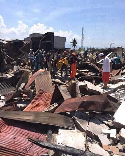 10 Hari Pasca Gempa dan Tsunami, BBM dan Listrik Mulai Pulih.
