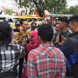 Kadishub Klaim Tarif Parkir Duta Mall Murah
