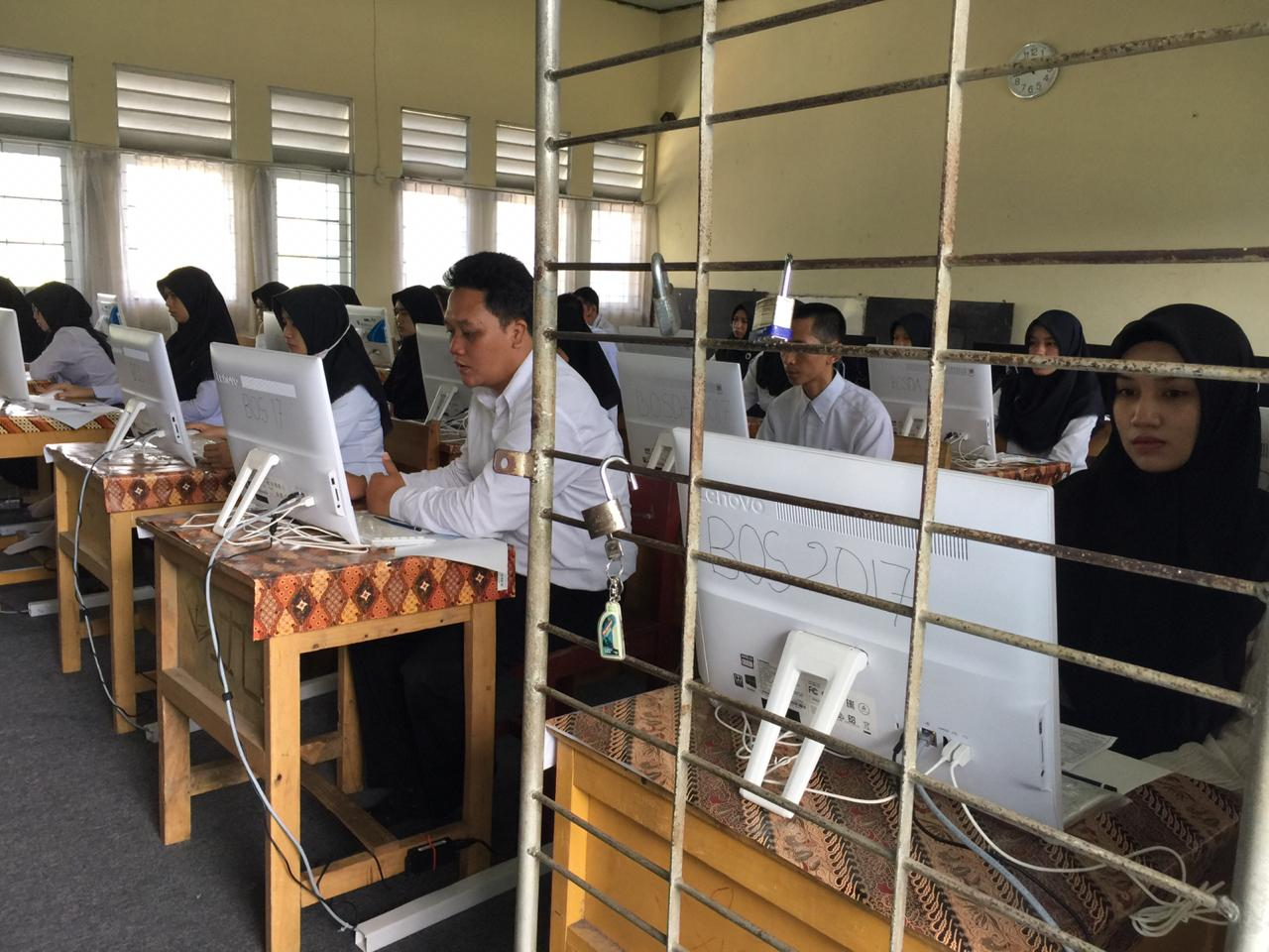 Dari 5.420 Hanya 355 Pelamar CPNS Banjarmasin Lulus 'Passing Grade'
