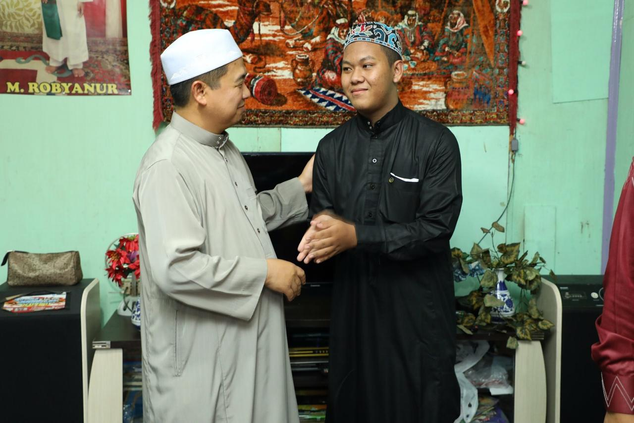 M Robyanur Warga Kelayan A Juara 1 Hafidz Internasional
