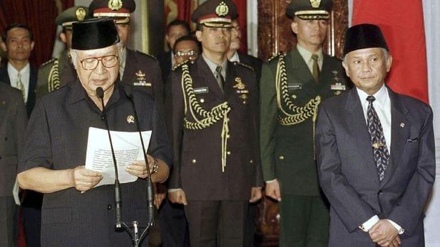 Sebut Soeharto 'Bapak Korupsi', Jubir BPN Nyatakan Tim Jokowi Dendam
