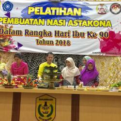 Nasi Astakona, Warisan Budaya tak Berbenda asal Banjarmasin