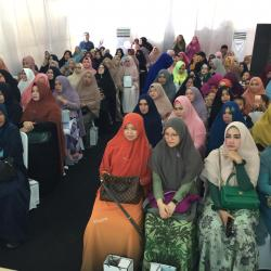Kalsel Menjanjikan untuk Bisnis Hijab