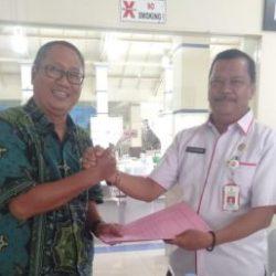 FKDM Banjarmasin Serahkan Laporan Kerja 2018