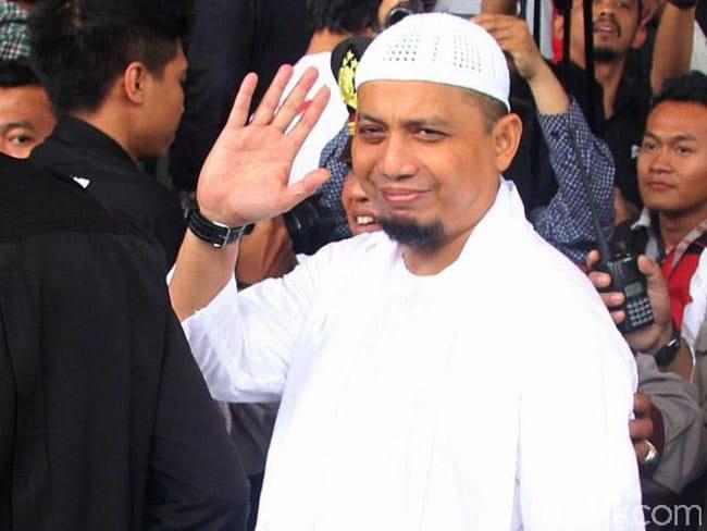 Az-Zikra Minta Polisi Selidiki Hoax Arifin Ilham Meninggal