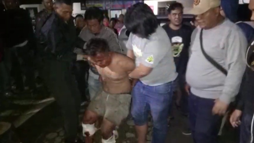 Si Oknum Polisi itu `Asal-asalan' Target yang Diculiknya