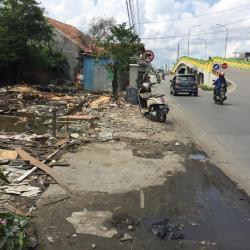 Jalan Masjid Jami akan Dilebarkan