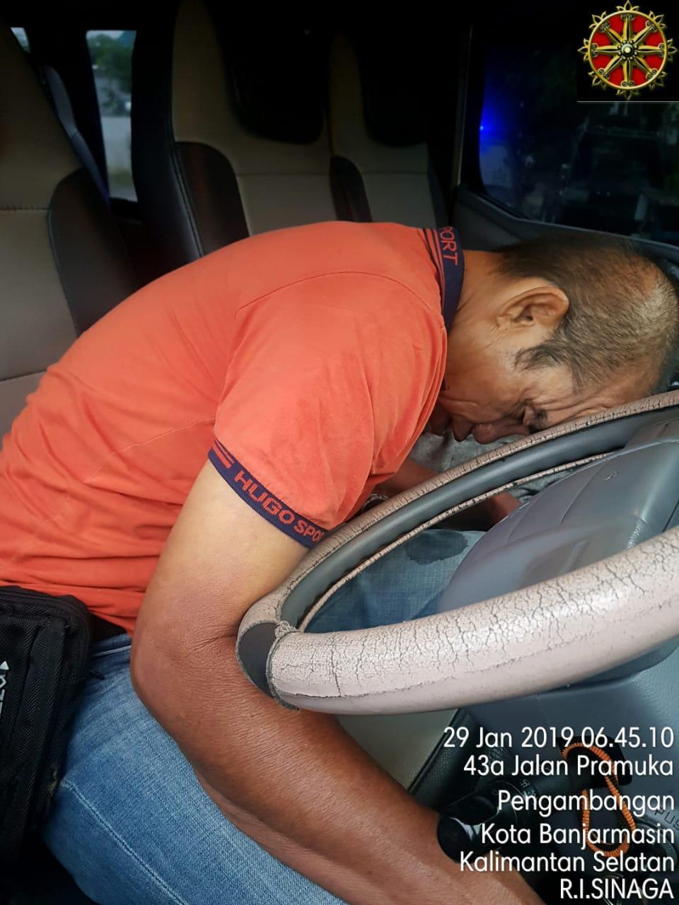 Abdul Somad Hembuskan Nafas Terakhir di Dalam Mobil