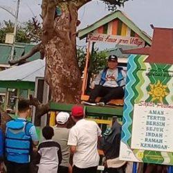 Kampung Hijau Sungai Bilu Dilengkapi Jajanan Wisata