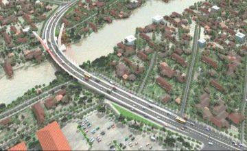 Jembatan Alalak Ditutup, Tiga Jalan di Utara Jadi Satu Arah