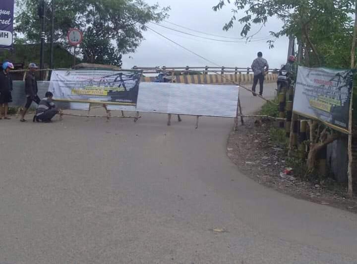 Jembatan Alalak II Mulai Ditutup 10 Hari ke Depan