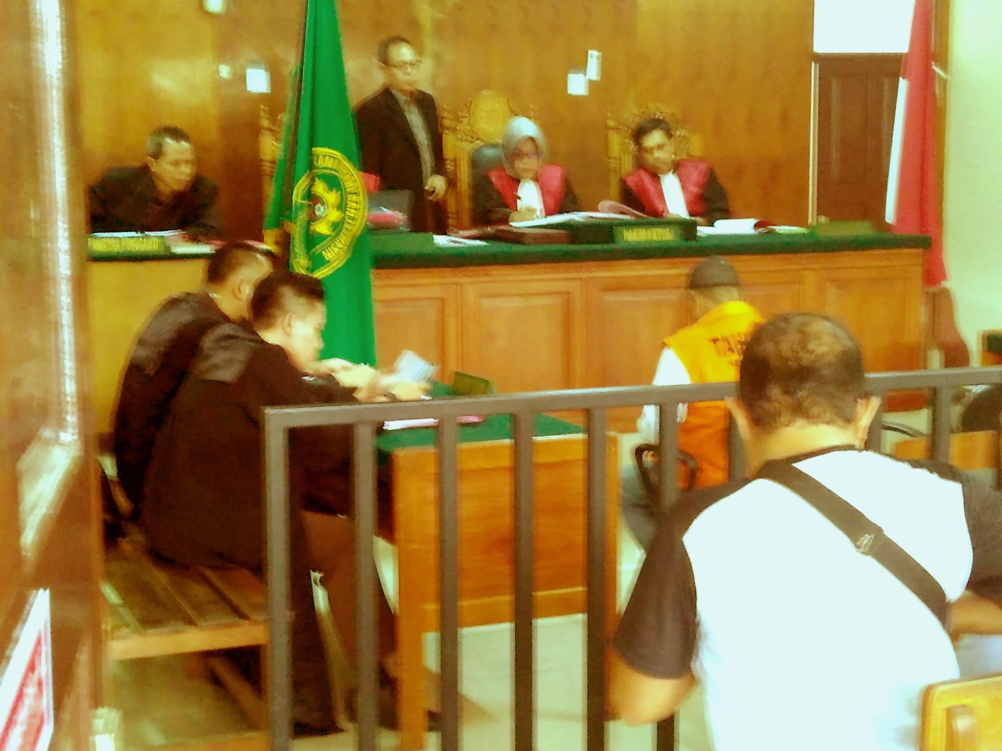 Berat Ancam Hukumannya Ucap Habib Tato Terdakwa Pembunuh Anak Kandung dan Inilah Jawaban JPU
