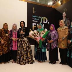 Hj Siti Wasilah Dipercaya sebagai Ketua APPMI Kota Banjarmasin
