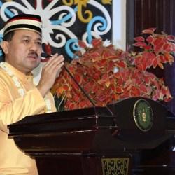 Pituah Sultan bagi Urang Banjar di Perantauan Kompak Dukung untuk Maju