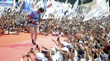 Kampanye Pamungkas, Sandiaga: Masyarakat ingin Perubahan