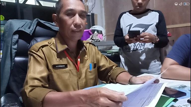 Ibnu-Herman Bersama Uji Calon Dirut RS Sultan Suriansyah