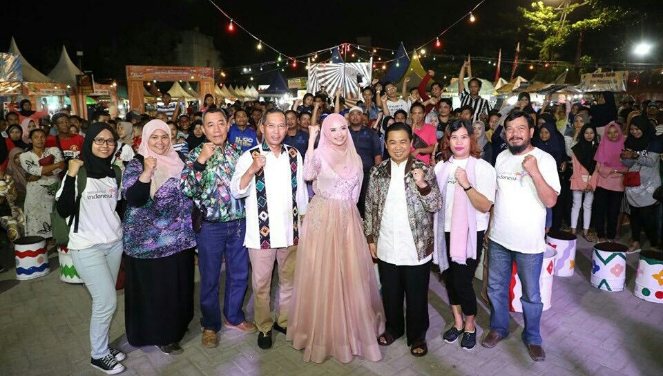 Kementerian Pariwisata Janji Supprot Pasar Wadai Ramadhan