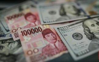 Rupiah Anjlok ke Rp14.525/Dolar AS akibat Rusuh 22 Mei