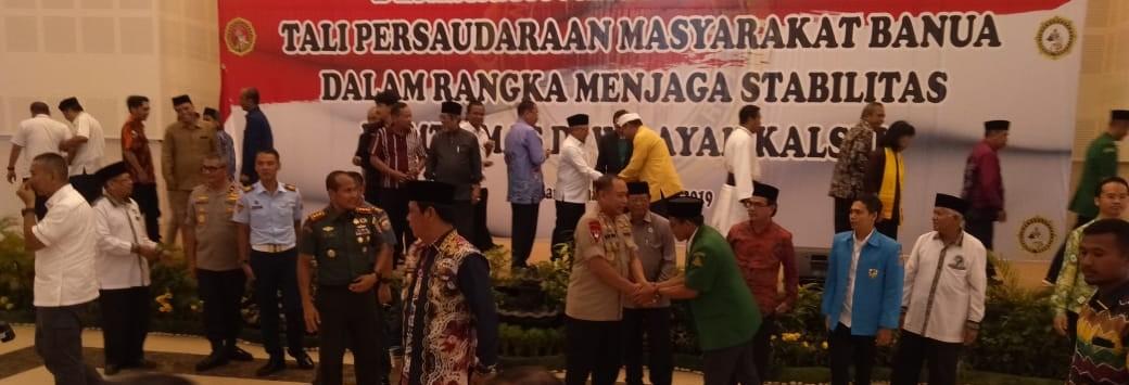 Harmoni Perbedaan Dirajut Kembali, Kokohkan Keamanan dan Persaudaraan di Kalsel