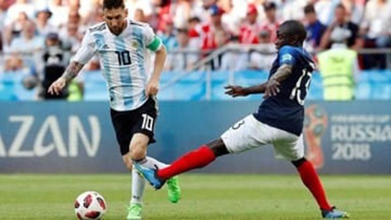 'Matikan' Messi, Liverpool Harus Belajar dari Kante