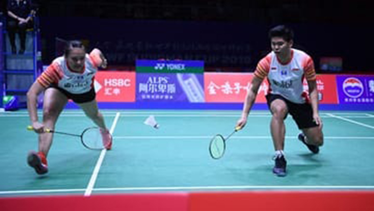 Indonesia Lolos ke Semifinal Piala Sudirman