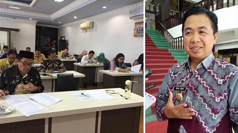 Walikota Pastikan 2 Mei Pelantikan Tiga Kadis