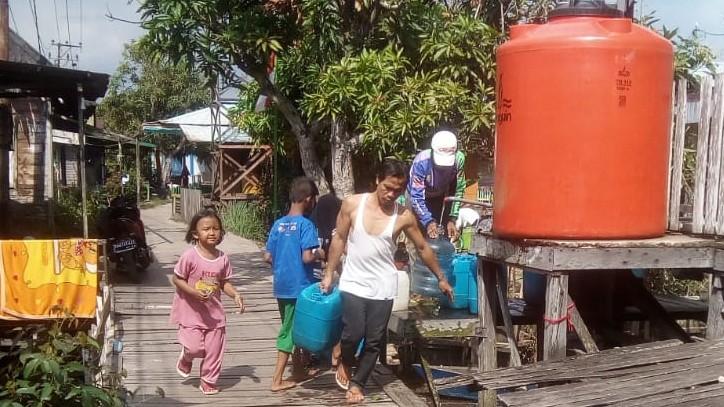 BELUM Bisa Bersikap, PDAM terhadap Penjualan Air Pulau Bromo