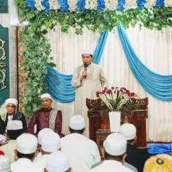 MAULID NABI Diperingati Walikota Bersama Jamaah Masjid Noor