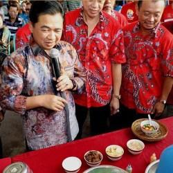 FESTIVAL DONG ZHI atau Onde-Onde Digelar PSMTI Banjarmasin