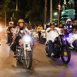 TOURING KOTA Bersama BMC, Walikota Ibnu: Salam Satu Aspal