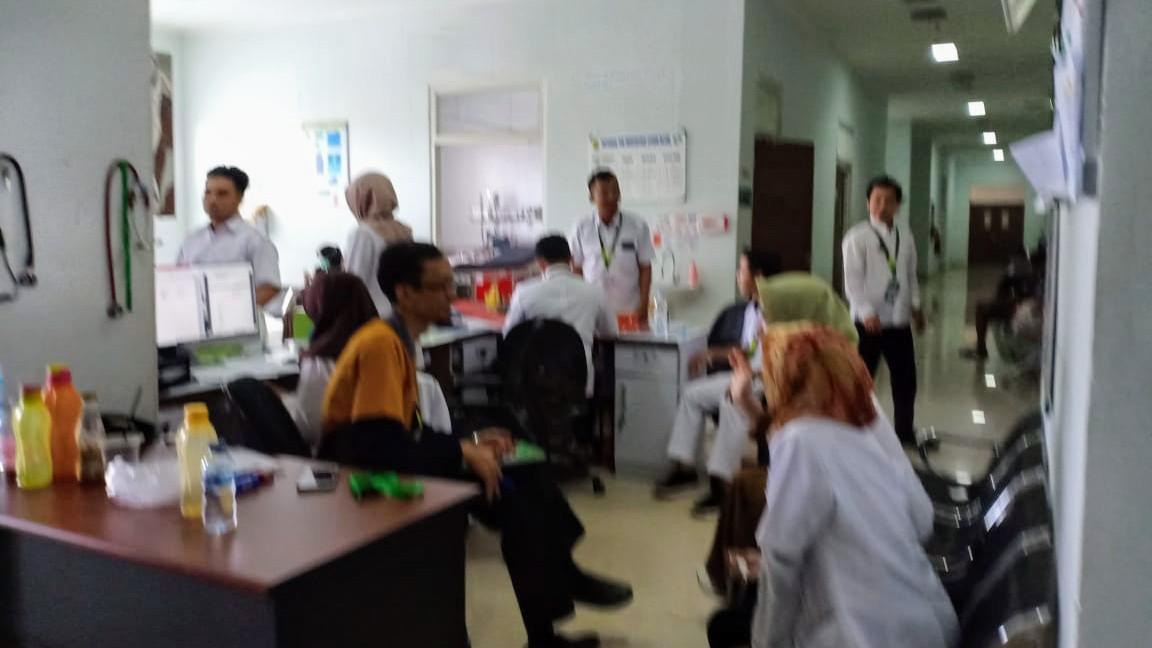 LAYANI BPJS, Resmi Sudah Rumah Sakit Sultan Suriansyah