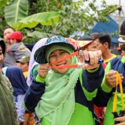 SUNGAI BIUKU, Lokasi Gelaran Puncak Festival Kampung Banjar