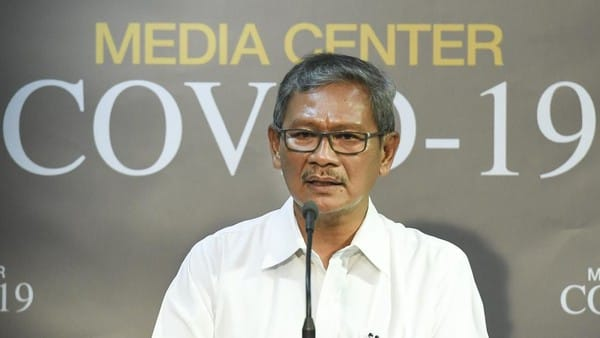 JADI 7 Orang, Pasien Meninggal akibat Covid-19 di Indonesia