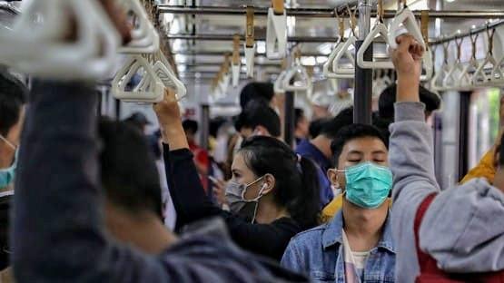 PUNCAK Covid-19 di Indonesia Diperkirakan ITB Mundur ke Mei